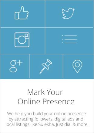 Sokrati Local Mark online presence