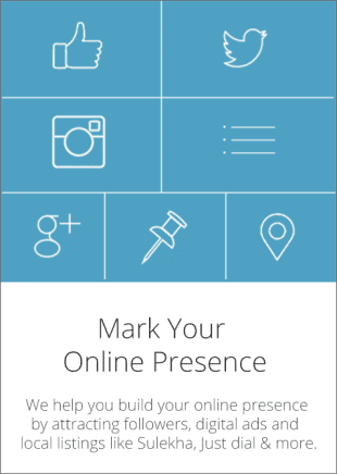 Sokrati Local Mark online presence