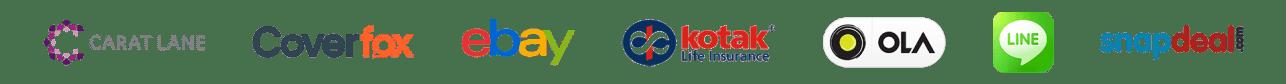 Sokrati Ecommerce Client Logo Bar