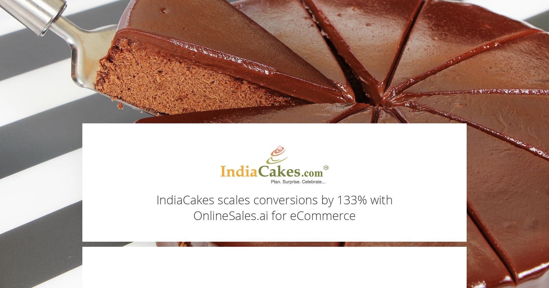 India Cakes